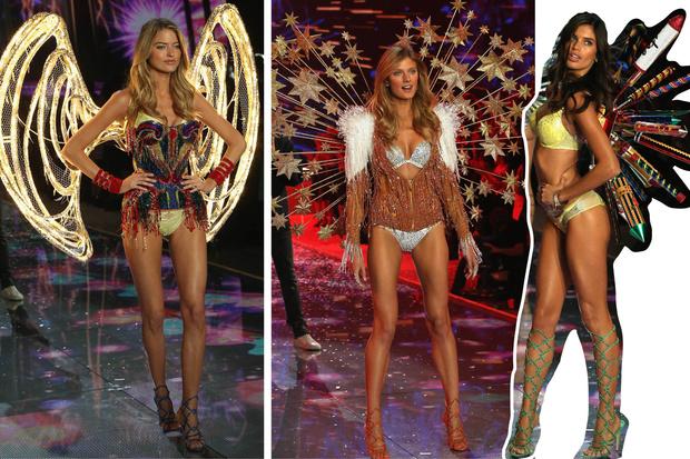 Фото №18 - Самые красивые образы с показа Victoria's Secret