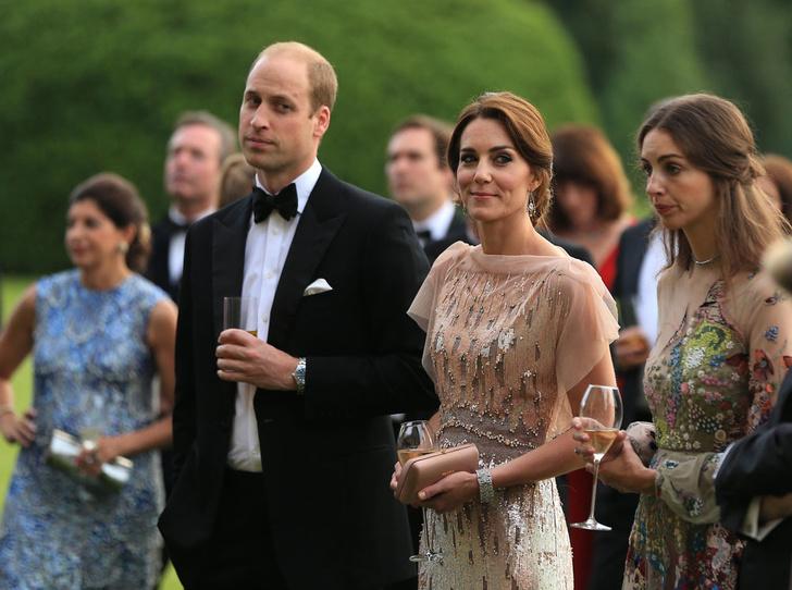 Фото №1 - Астропсихолог: Кейт Миддлтон— удав, а принц Уильям— кролик