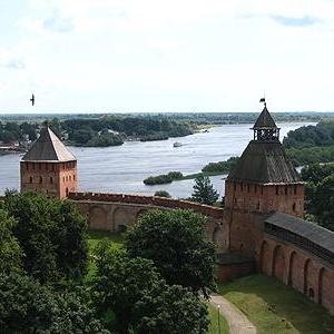 Фото №1 - В Новгороде восстановят древний город