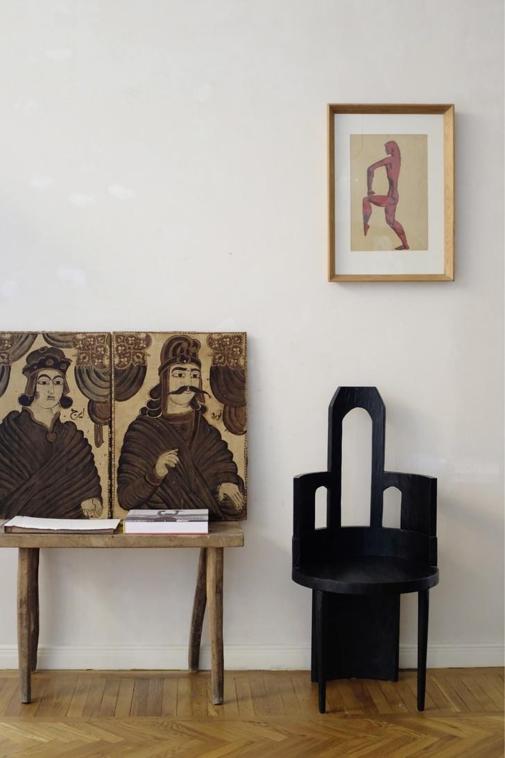 Фото №11 - Квартира сооснователя студии Rooms Наты Джанберидзе в Тбилиси