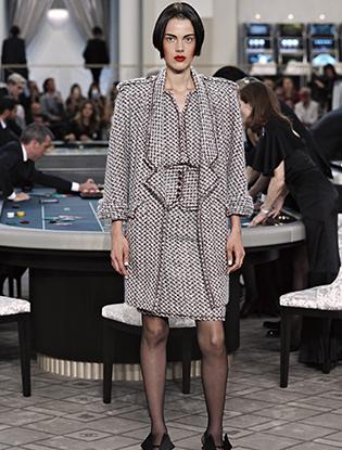 Фото №23 - Неделя Высокой моды в Париже: Chanel FW2015/16
