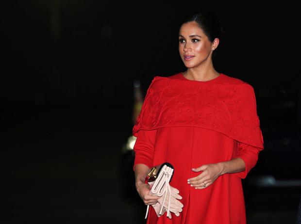 Фото №4 - Стильная беременность Меган Маркл: главные модные предпочтения герцогини