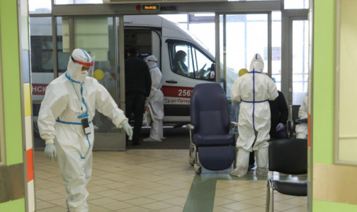 Фото №1 - Мариинская больница дезинфицируется и готовится к возвращению к обычной работе. Кто следующий?