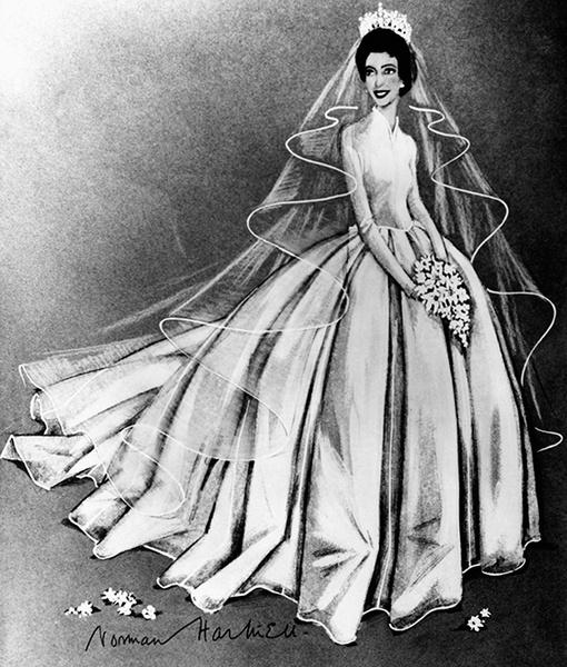 Фото №12 - Королевская свадьба #2: как выходила замуж «запасная» принцесса Маргарет