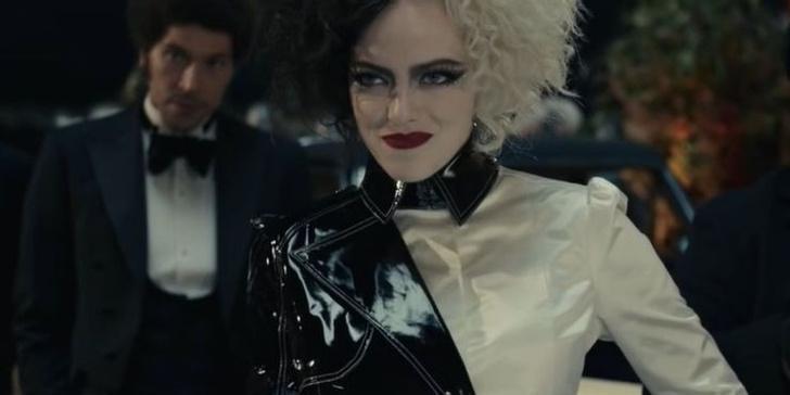 Фото №7 - 10 самых стильных нарядов Круэллы из фильма «Круэлла»