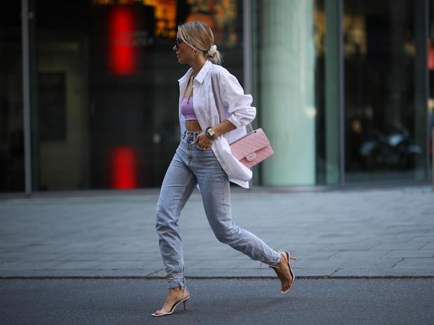 Фото №4 - Джинсы, которые не выйдут из моды: 5 моделей на все времена
