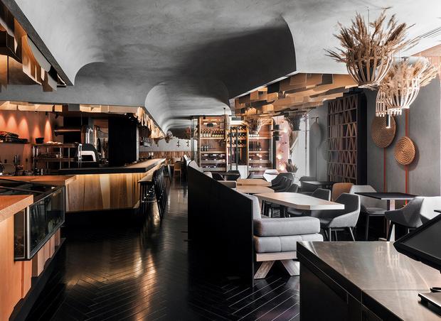 Фото №3 - Ресторан Hunt в Санкт-Петербурге: проект бюро DA