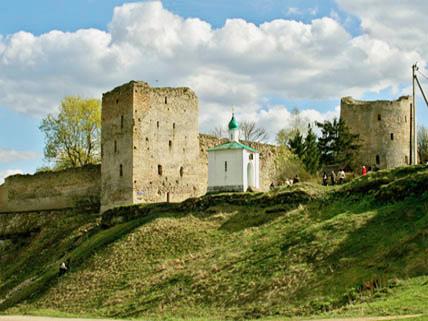 Фото №4 - На запад. Псков: крепости и Пушкин