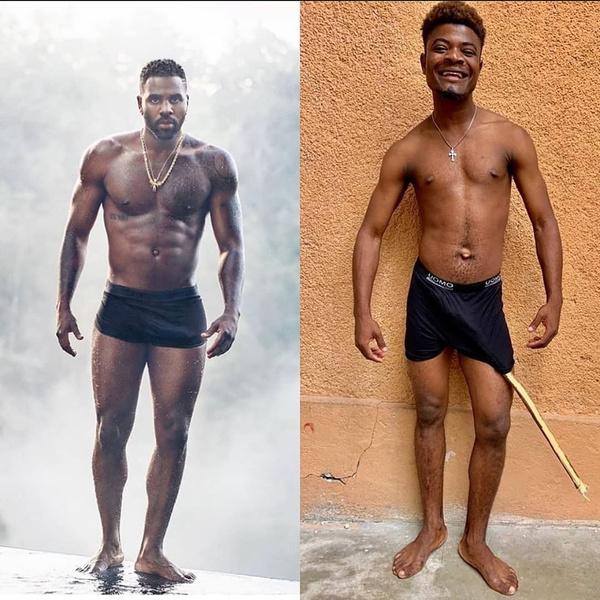 Фото №4 - «Я не виноват, что он такой»: известный певец смутил соцсети внушительным размером своего мужского достоинства
