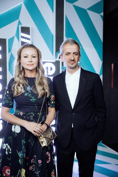 Мария Миронова и Константин Богомолов
