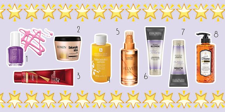 Фото №1 - Светлая голова: beauty-советы для тех, кто хочет попробовать блонд