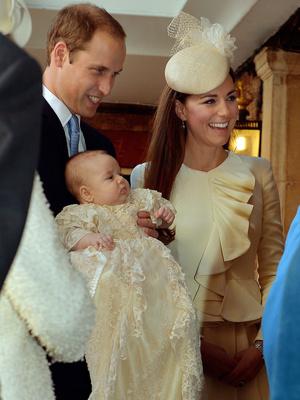 Фото №21 - Общий гардероб: 10 раз, когда Джордж, Шарлотта и Луи носили одежду друг друга
