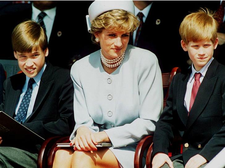 Фото №3 - Почему принц Гарри не мог говорить о смерти матери с семьей