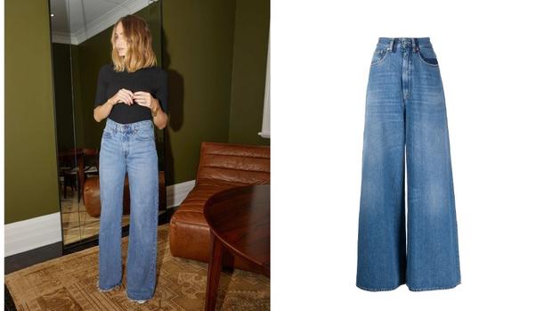 Фото №2 - Знак бесконечности: где искать джинсы, которые визуально удлиняют ноги