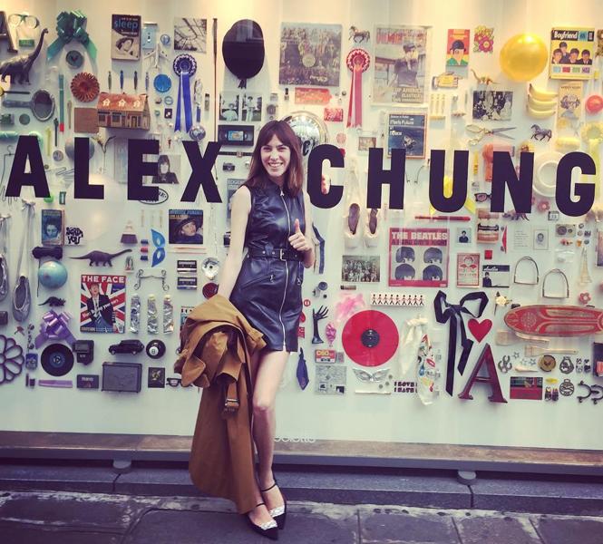 Фото №19 - Своим путем: модная интеллектуалка Алекса Чанг
