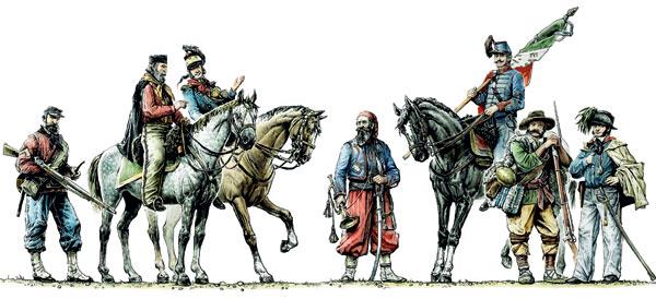 Фото №1 - Королевская война за народное единство