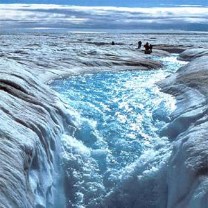Фото №1 - Полюс безо льда