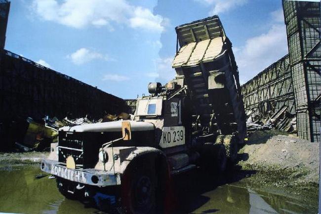 Фото №3 - Чернобыльский танк: советский грузовик для ликвидаторов