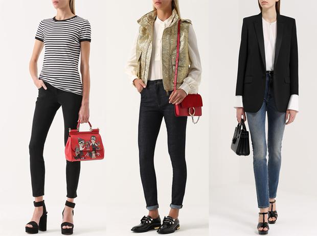 Фото №133 - Правила сочетания: 9 видов модных брюк и 200 примеров обуви к ним