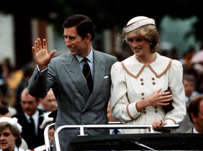 Фото №2 - Как принц Чарльз сделал предложение Диане Спенсер