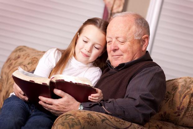 Фото №1 - Как говорить с ребенком о Боге?