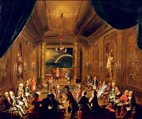Фото №9 - Моцарт: убийство со многими неизвестными