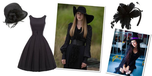 Фото №11 - Для Хэллоуина тебе понадобится только одно платье! Не веришь? Смотри