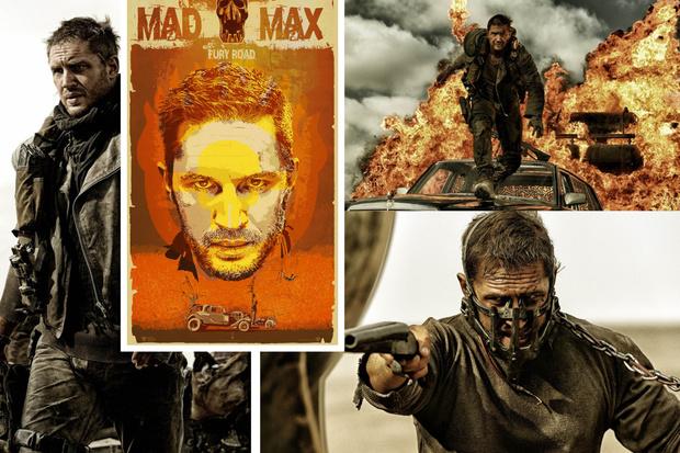 Кадры из фильма «Безумный Макс: Дорого ярости»