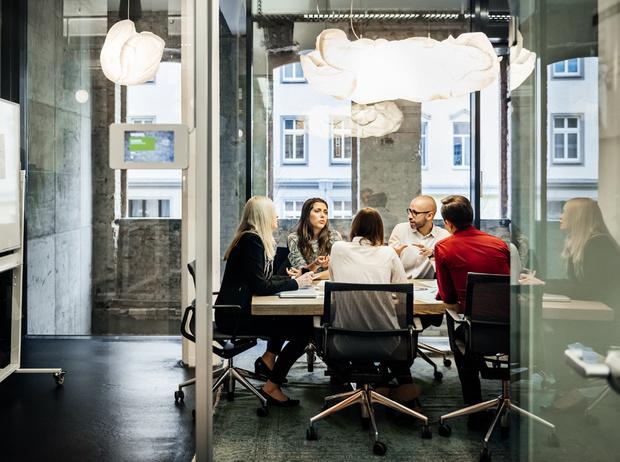 Фото №5 - Эффект золотой клетки: почему вашим сотрудникам на самом деле не нужен крутой офис