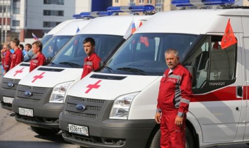Фото №1 - В Петербурге создают Фонд поддержки работников «Скорой»