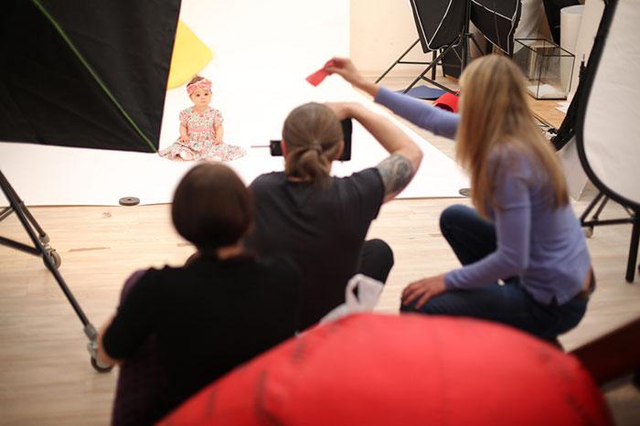 Фото №11 - Итоги второго кастинга конкурса «Малыш с обложки»