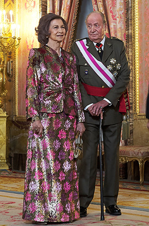 Фото №3 - Монарх без изъяна: за что испанцы любят короля Филиппа VI