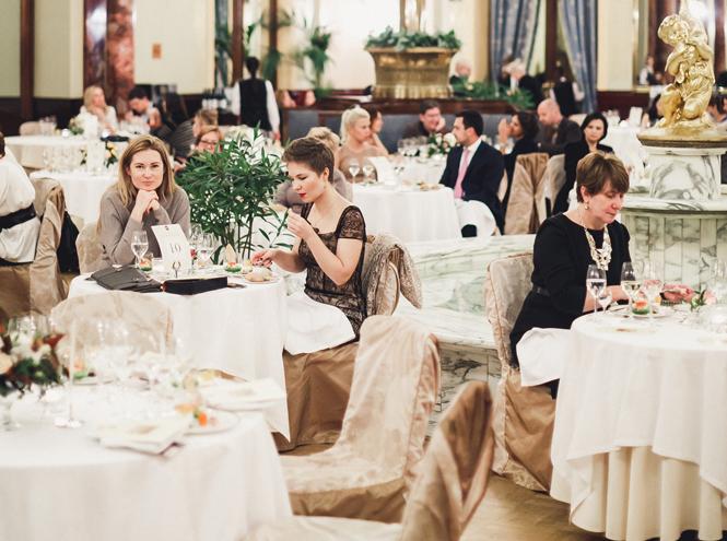 Фото №1 - Традиционные семейные бранчи в отеле «Метрополь»