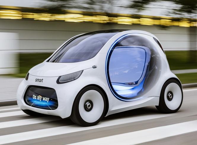 Фото №9 - Семь концепт-каров, которые действительно смотрят в будущее