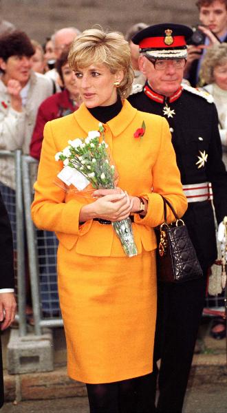 Фото №4 - Диана и Версаче: как итальянский дизайнер помог британской принцессе стать собой