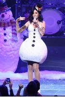 Новогодний наряд в стиле Кэти Перри