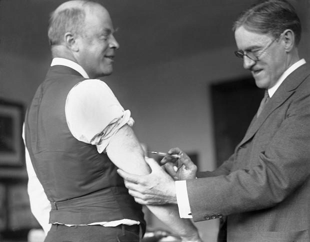 Фото №6 - Наглядный пример: как боролись с эпидемией испанки 100 лет назад