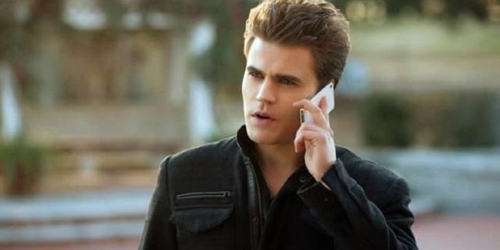 Фото №9 - «Дневники вампира»: ты удивишься, как сильно отличается Стефан в сериале от Стефана в книгах