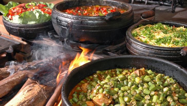 Фото №1 - Три блюда постной средневековой кухни