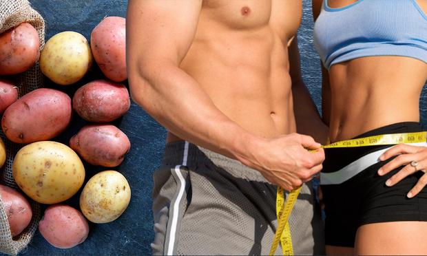 Фото №1 - Опасная диета: что будет с телом, если неделю сидеть на картошке