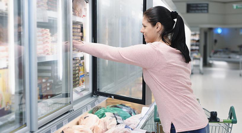 Что хорошего в замороженных продуктах?