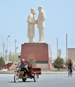 Фото №2 - Китайский Туркестан