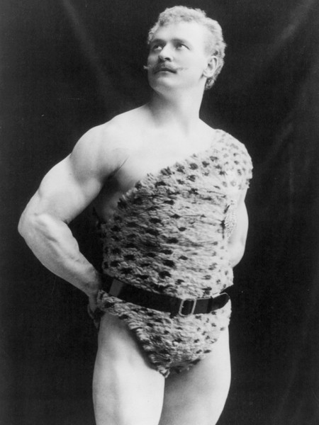 Каких мужчин считали сексуальными 100 лет назад