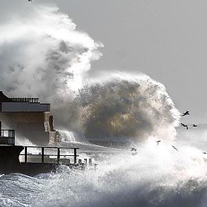 Фото №1 - Англия во власти стихии