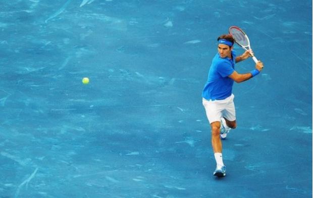 Фото №1 - Почему теннисные корты больше не делают синего цвета