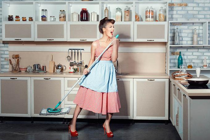 5 способов сделать домашние дела быстрыми и приятными