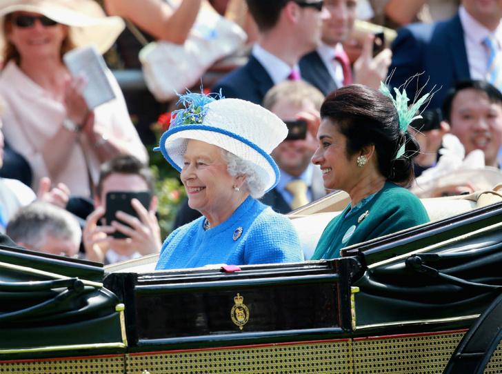Фото №5 - Подруги Ее Величества: кто знает все тайны Королевы (и даже больше)