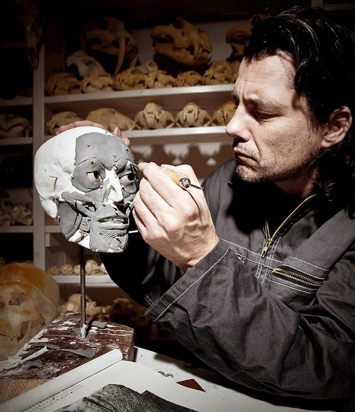 Фото №6 - Доисторический детектив: смерть на перевале