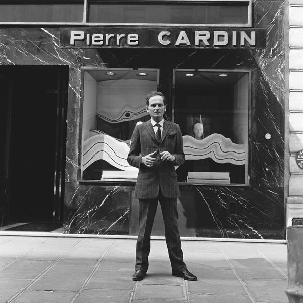 Фото №4 - Король футуризма: модные изобретения Пьера Кардена