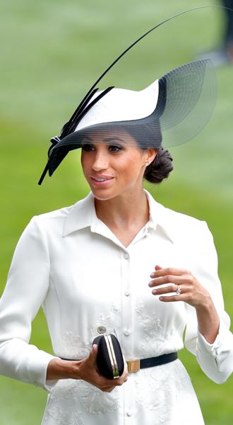Фото №10 - Герцогиня Меган тратит на наряды больше герцогини Кейт